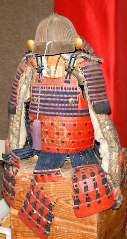 A Tosei Gusoku 19th Century