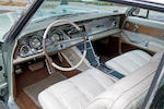 1963 Buick Riviera Sport Coupe   Chassis no. 7J1070220