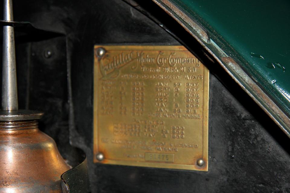 1914 Cadillac Five Passenger Touring