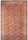 A Malayer carpet Size approximately 13ft. x 24ft.