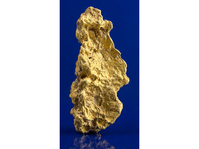 The Peace Keeper Nugget - Incomparable Treasure from the Gold Coast