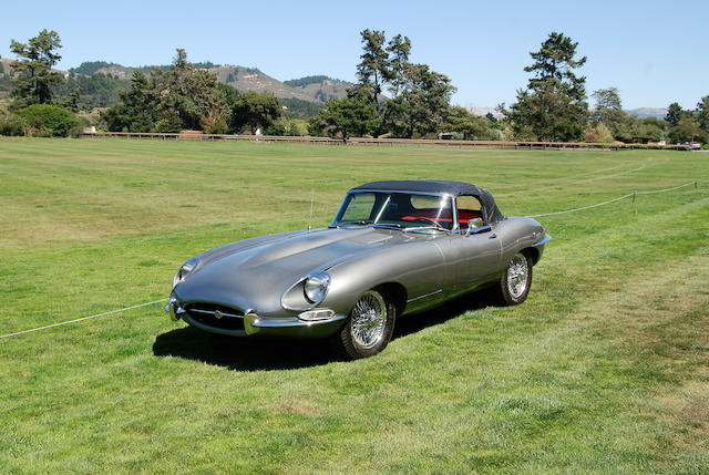 1967 Jaguar E-Type 4.2 Series 1.5 Open Two Seater  Chassis no. 1E 17694 Engine no. 7E16516-9