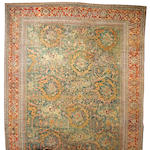 A Sultanabad carpet Central Persia, size approximately 13ft. 9in. x 24ft.