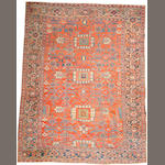 A Serapi carpet Northwest Persia, size approximately 9ft. x 11ft. 10in .