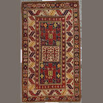 A Kazak rug Caucasus, size approximately 4ft. x 6ft. 11in.