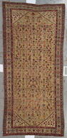 A Malayer long rug Central Persia, size approximately 6ft. x 13ft.