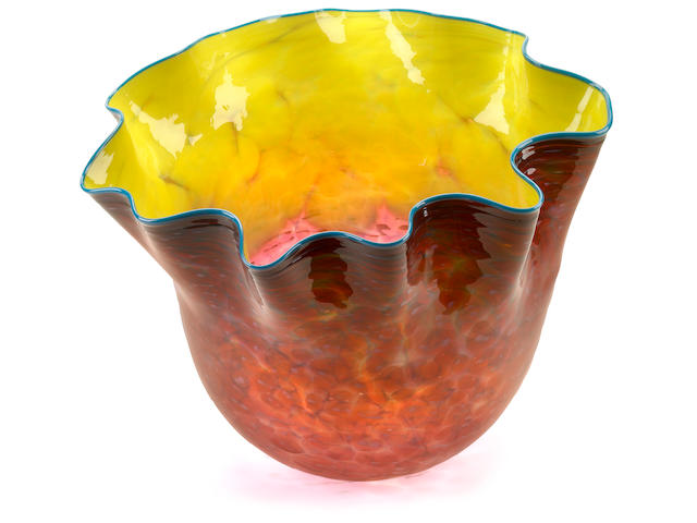 Dale Chihuly (American, born 1941) Large Macchia, 1999