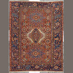 A Karaja rug Northwest Persia, size approximately 4ft. 7in. x 5ft. 11in.