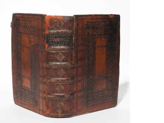 [BREVIARY.] [Colophon: Explicit liber hora[rum] canonica[rum] tam....]. 1478. 4to.