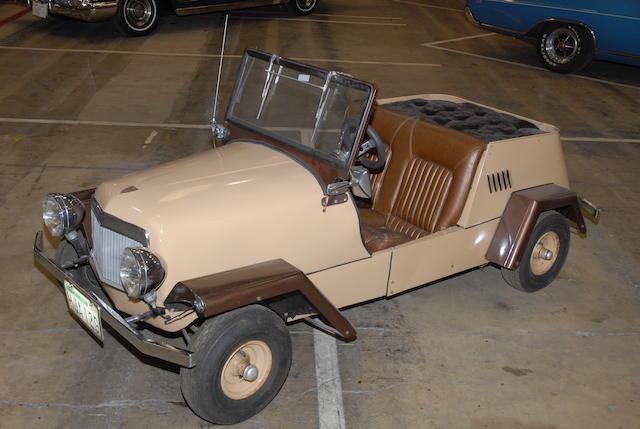 1954 King Midget KM  Chassis no. 2236116