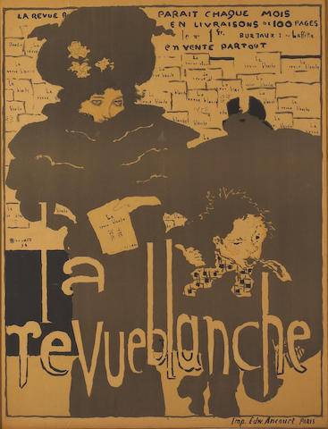 Pierre Bonnard (French, 1867-1947); La Revue Blanche;