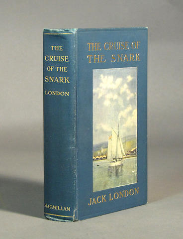 LONDON, JACK. The Cruise of the Snark. New York: Macmillan, 1911.