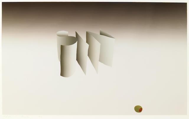 Edward Ruscha (American, born 1937); SIN;