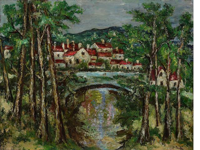 Isaac Pailés, Landscape