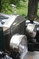 1928 Rolls-Royce Phantom 1 Newmarket Convertible  Chassis no. S 393 KP Engine no. 20938