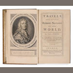 SWIFT, JONATHAN. Travels into Several Remote Nations. 1726. 2 vols.