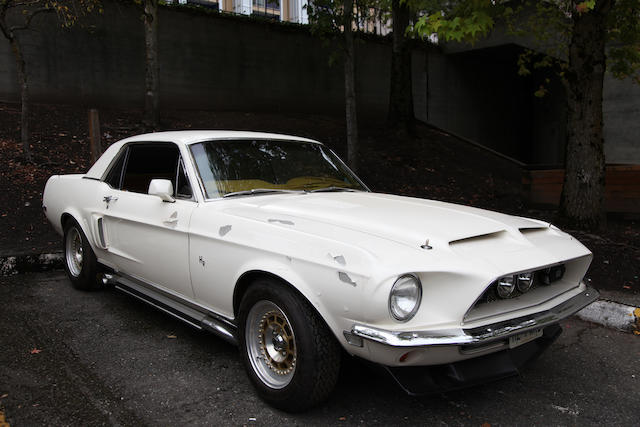 1967 Ford Mustang Coupe (Hydrogen powered)