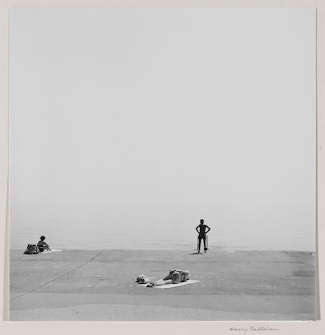 Harry Callahan (American, 1912-1999); Chicago;
