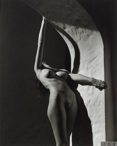 Herb Ritts (American, 1952-2002); Lara, Puerto Vallarta;