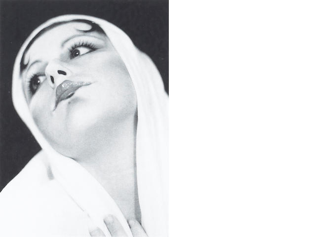 Cindy Sherman (American, born 1954); DIGITAL IMAGE Untitled (Madonna);