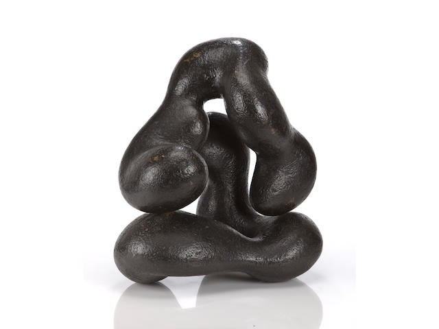 (n/a) Jean Arp (French, 1887-1966) Concrétions enlacées, 1958 22 3/4 x 20 x 13in (56.5 x 50.8 x 33cm)