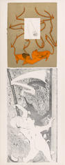 Francesco Clemente (Italian, born 1952); Not St. Girolamo;