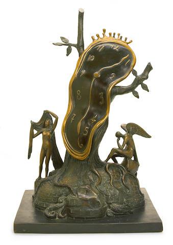 Salvador Dali (Spanish, 1904-1989) La noblesse du temps