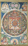Two thangkas