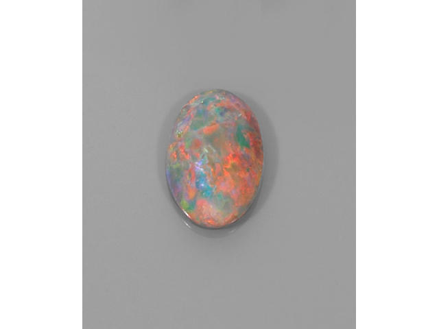 Dark Crystal Opal
