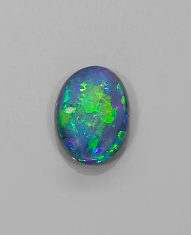 Stunning Black Opal