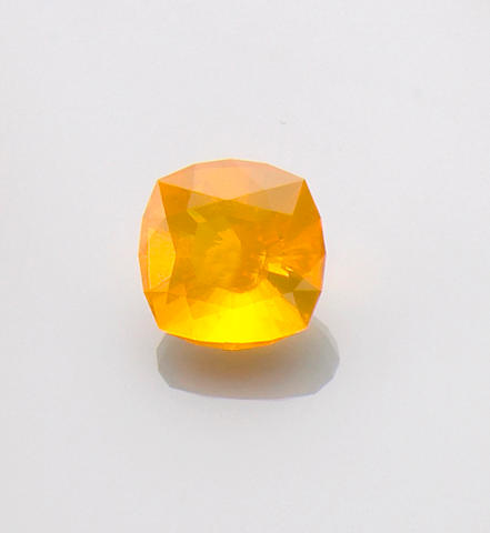 Bright Yellow Oregon Opal