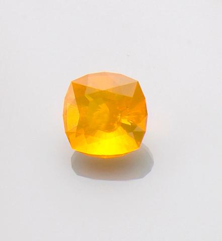 Bright Yellow Oregon Opal