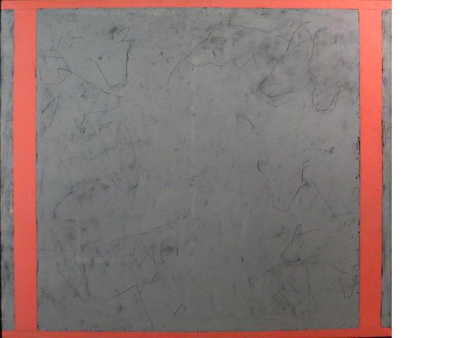 Michelle Stuart (American, born 1940) Suomi Tunturi Chart, 1983 38 x 44in
