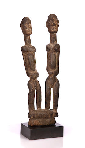 Dogon Couple, Mali