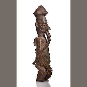 Suku Figure, Democratic Republic of the Congo