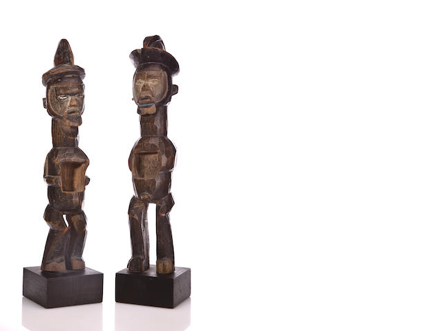 Teke Couple, Democratic Republic of the Congo