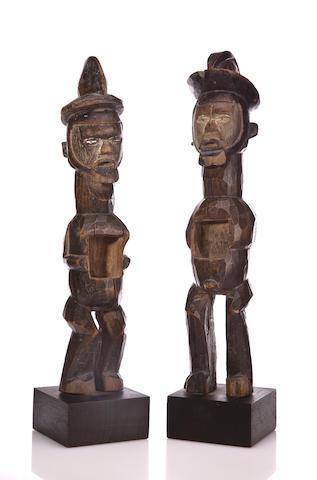 Teke Couple, Democratic Republic of the Congo