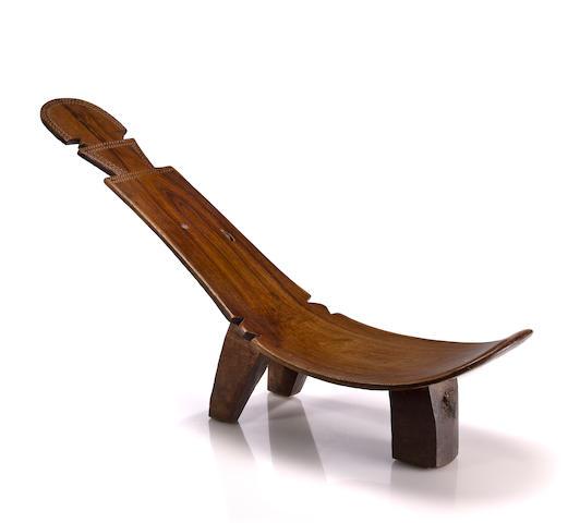 Lobi Chair, Burkina-Faso