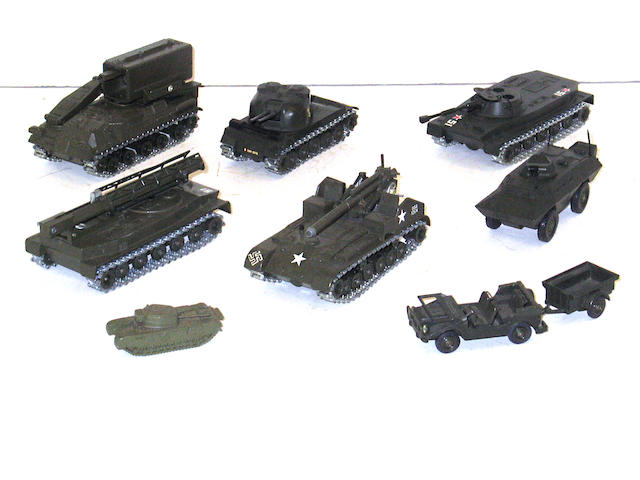 Die-cast Scaled toys