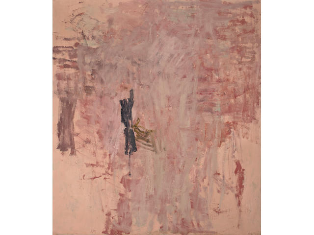Philip Guston (American, 1913-1980) Untitled, 1952 40 1/4 x 35 3/4in (102.3 x 90.8cm)
