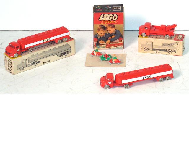 Accumulation of Lego/Plastic toys