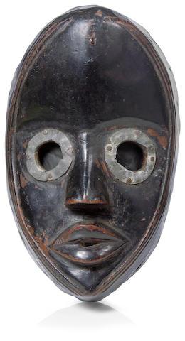 Dan Mask, Ivory Coast