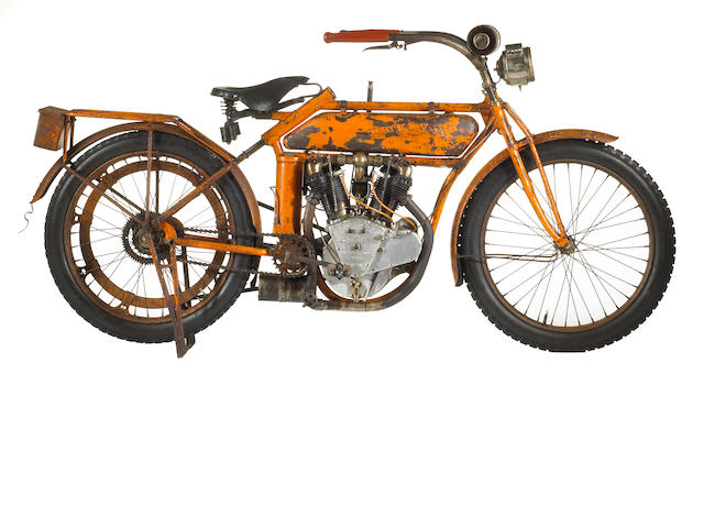 1913 Flying Merkel Twin Engine no. 8329
