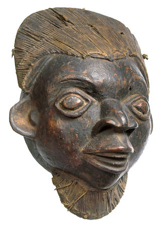 Bamileke Mask, Cameroon