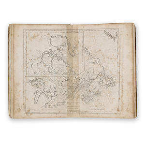 CAREY, MATTHEW. 1760-1839. [Carey's American Atlas: containing Twenty Maps and One Chart.] [Philadelphia: Matthew Carey, 1795/1796.]