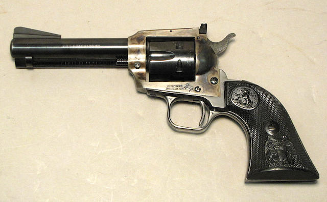 A Colt New Frontier Scout G Series revolver