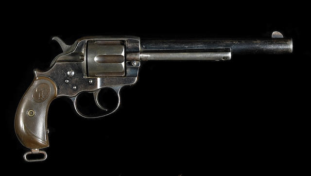 A Colt Model 1878 Frontier double action revolver