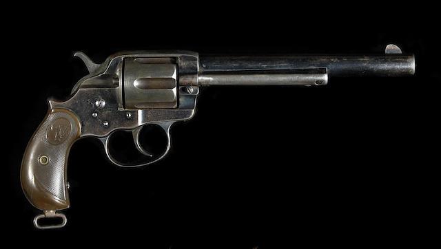 A Colt Model 1878 Frontier double action revolver