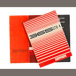 A selection of original Ferrari 365 GTB/4 literature,