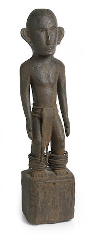 Ifugao Male Ancestor Figure, bulul, Phillipinges